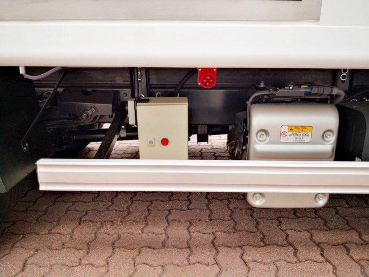 zanotti truck refrigeration